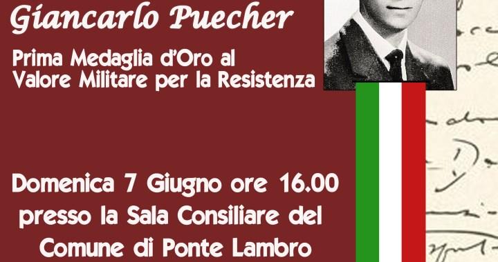 7 giugno/ Giancarlo Puecher