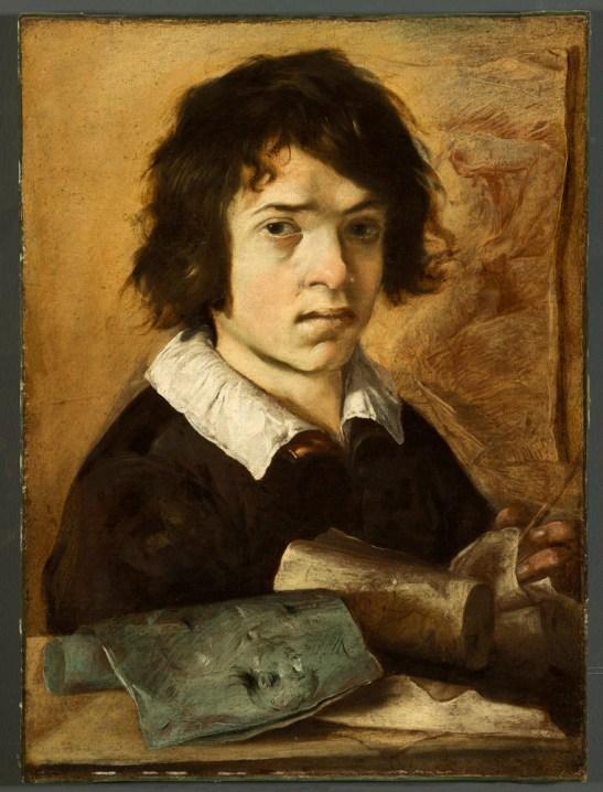 Serodine-01-Ritratto di giovane disegnatore