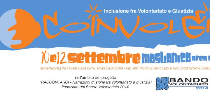 10 e 12 settembre/ Coinvolgi a Maslianico