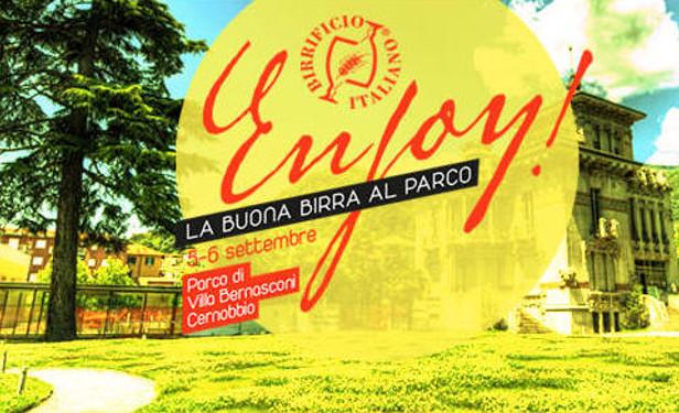 26-27 settembre/ Enjoy. La buona birra al parco