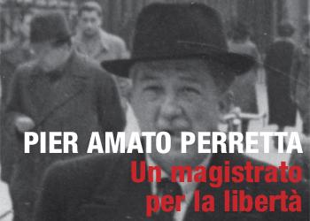 Pier Amato Perretta: un intenso pomeriggio di studio