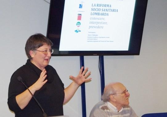 Video/ La riforma socio sanitaria lombarda