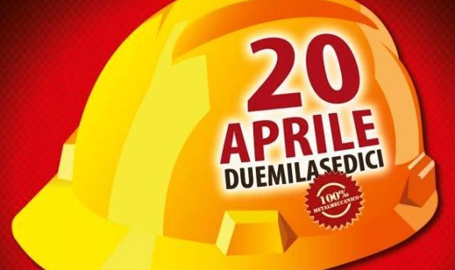 20 aprile/ Fim, Fiom e Uilm Como / 4 ore di sciopero e presidio davanti a Unindustria