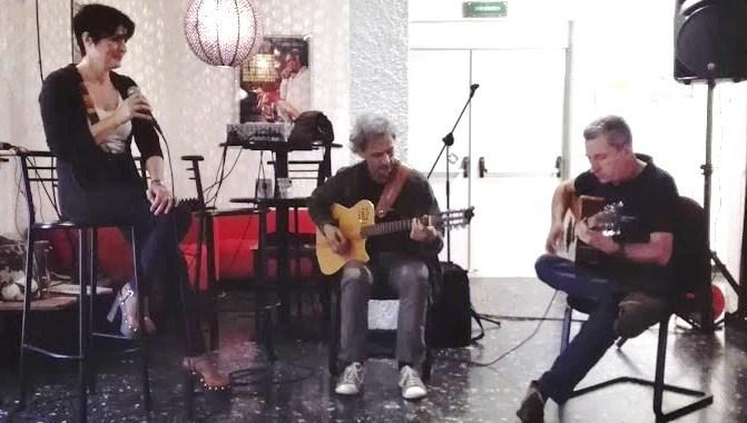 Assemblea/ Bell'eco con il concerto di Aliffi, Minardo e Bavelloni