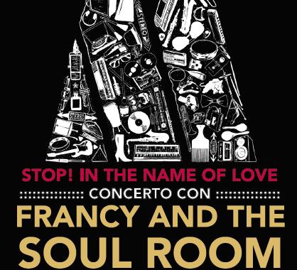 20 maggio/ Francy & The soul room a Gravedona