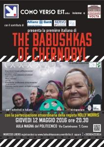 The babushkas of chernobyl locandina