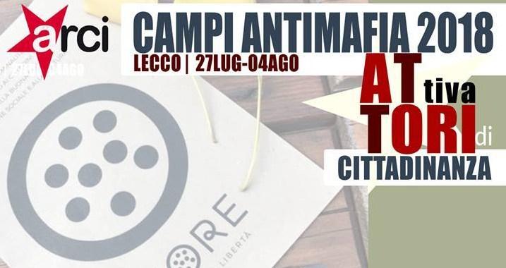 Campi antimafia/ Aperte le iscrizioni per Lecco