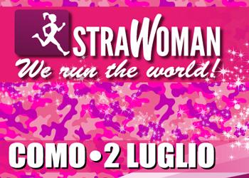 2 luglio/ StraWoman Como