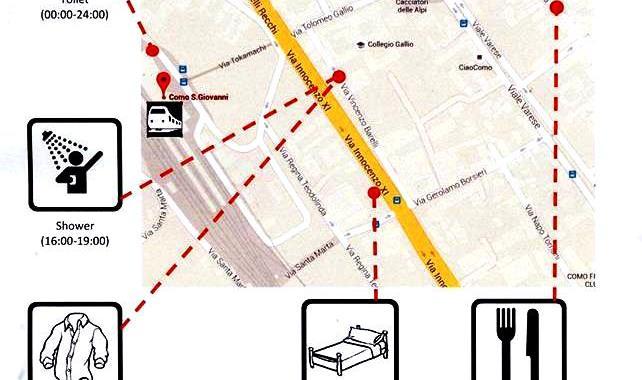 Emergenza umanitaria/ La mappa di Como