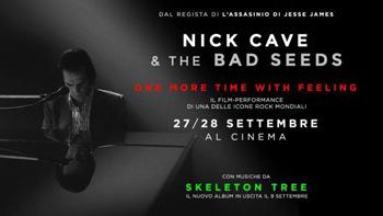 27 e 28 settembre/ Nick Cave & The bad seeds al Gloria