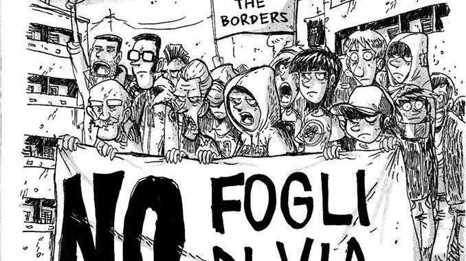Annullata la prevista iniziativa del 5 novembre/ Libertà per migranti e solidali