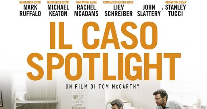 14 gennaio/ Il caso Spotlight per Oltre lo sguardo a Guanzate