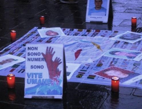 Undicesima marcia Csf/ Il grido inascoltato dei nuovi desaparecidos