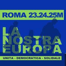 23, 24, 25 marzo/ L'Arci per un'Europa unita e solidale
