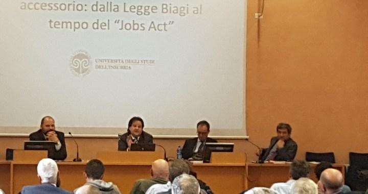 Le proposte della Cgil in tema di lavoro: Carta dei Diritti universali, Referendum su voucher e appalti