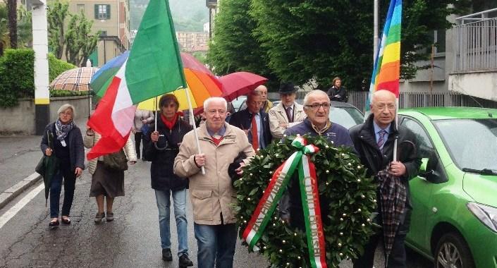 25 aprile: la commemorazione di Severino Gobbi