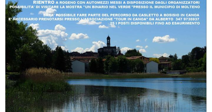 18 giugno/ Tra storia e natura lungo la ferrovia Como-Lecco