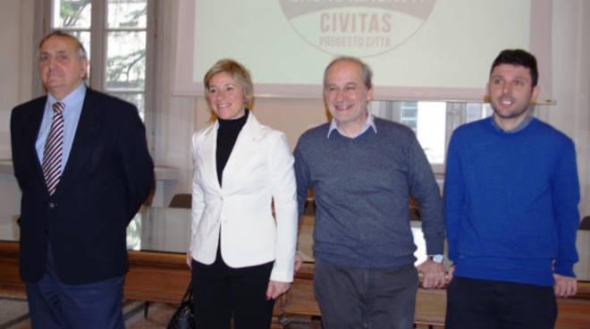 Civitas/ Nessun contatto diretto tra la lista e i candidati al ballottaggio
