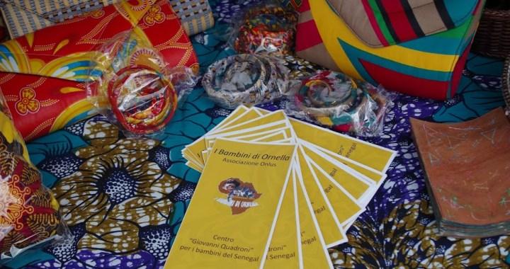 16 settembre/ I Bambini di Ornella e Formazione Solidale per i bambini del Senegal
