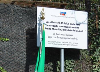 Vandalismi alla memoria della Resistenza/ Il comunicato dell'Anpi provinciale