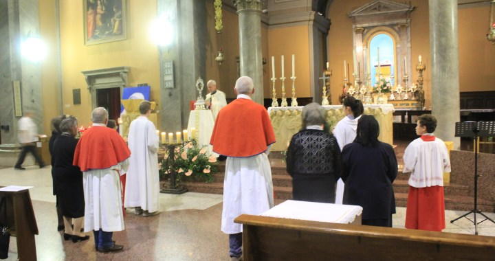 Erba/ Festa patronale nel ricordo di Madre Teresa