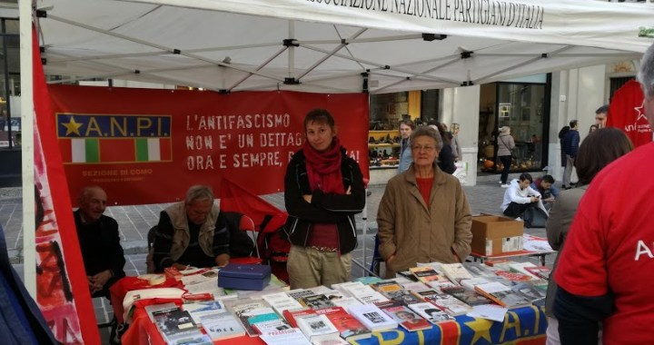 L'antifascismo in marcia