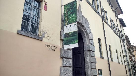 21 ottobre/ Esposizione tela seicentesca in Pinacoteca