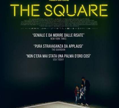 """16-24 novembre/ """"The Square"""""""