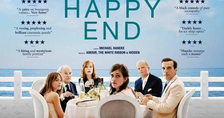"""1 – 10 dicembre/ """"Happy End"""" (prima visione)"""
