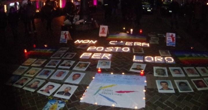 Video/ La notte di Natale di Como senza frontiere contro la strage di bambini/ e