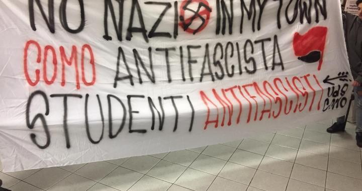Antifascismo e anti Pd non sono la stessa cosa