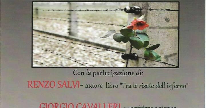 """4 febbraio/ Cucciago/ """"La Memoria diventa presenza"""""""