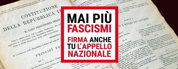 Sinistra per la Lombardia con l'Anpi contro i fascismi