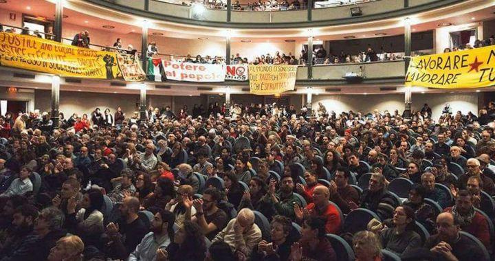 24 marzo/ Assemblea provinciale di Potere al popolo