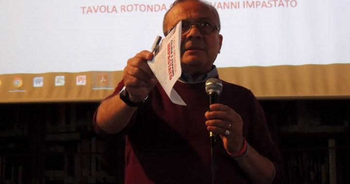"""Giovanni Impastato agli studenti: """"Non rassegnatevi alle ingiustizie: combattetele"""""""