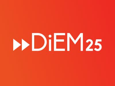 24 maggio/ Presentazione Diem 25
