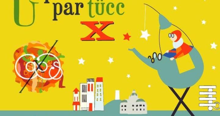 """9 giugno/ Parada par tücc, X edizione: """"il Caos"""""""