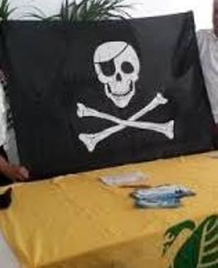 Legambiente/ Como Bandiera nera