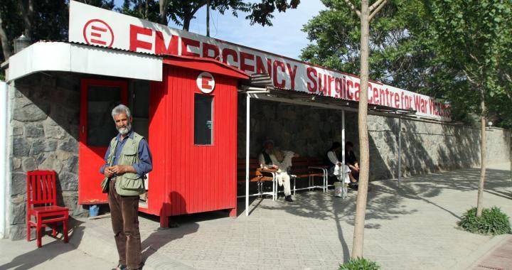 Un medico anestesista rianimatore di Emergency a Kabul: sostenere chi aiuta popolazioni in difficoltà