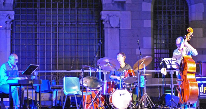 Video/ Jazz in piazza a Como