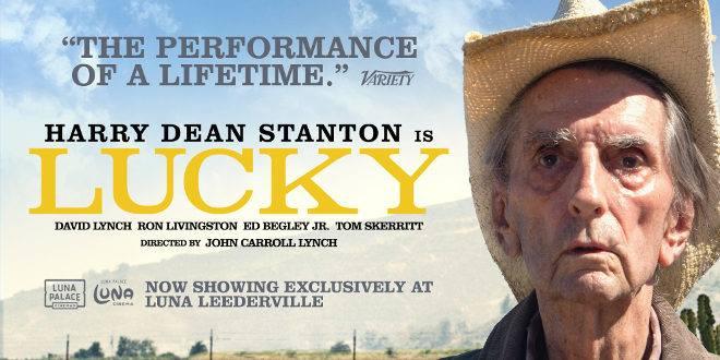 """fino al 23 settembre/ I lunedì del cinema/ """"Lucky"""""""