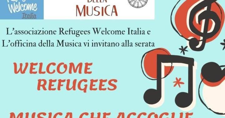 6 ottobre/ Welcome Refugees – Musica che accoglie