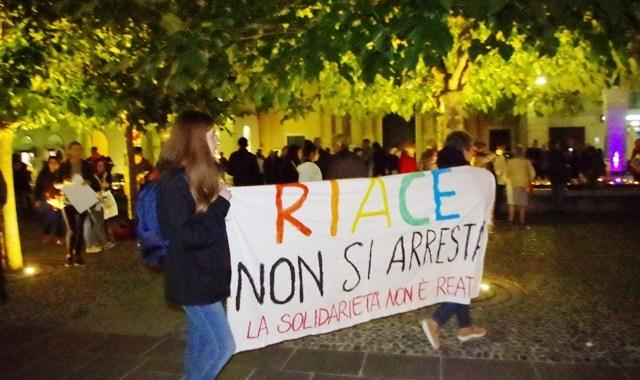 19 ottobre/ Un paese di Calabria/ Riace non si arresta