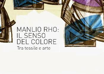 Mostre/ Manlio Rho tra tessile e arte al Museo della seta