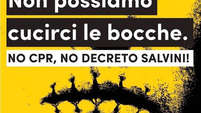 1 dicembre/ L'Arci a piazzale Piola: No Cpr, basta lager