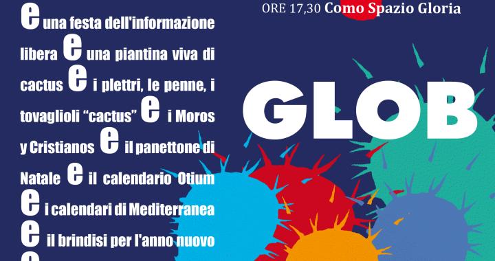16 dicembre/ Glob per ecoinformazioni