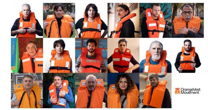 Siamo tutti Mediterranea/ Indossa il salvagente/Basta un click