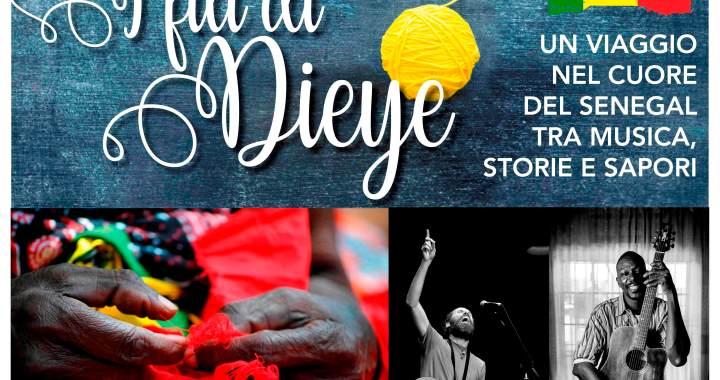 18 maggio/ I Fili di Dieye/ Comunità dell'Annunciata