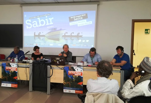 Video/ Mediterranea con Luca Casarini a Sabir