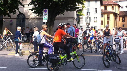 Salviamo la ciclabile cittadina dalle lobby/ Fff sciopera in bici il 20 luglio